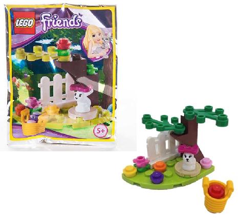 Лего Подружки (Lego Friends): Забавный кролик