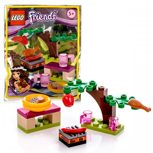 Лего Подружки (Lego Friends): Пикник