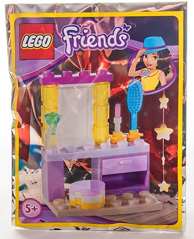 Лего Подружки (Lego Friends): Туалетный столик
