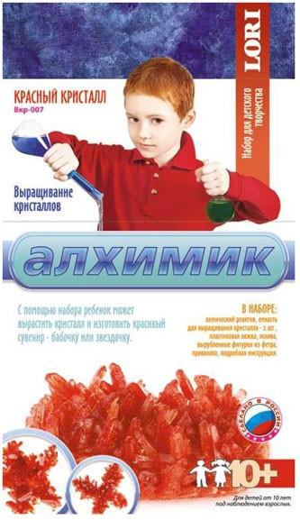 Набор Алхимик: Выращивание кристаллов