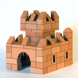 Керамический конструктор: Крепость - Брикник