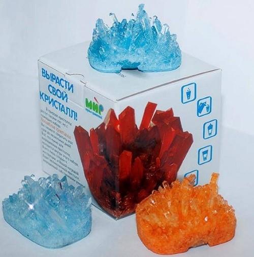 Набор Волшебные кристаллы - Большой Хрусталь - КИМИ