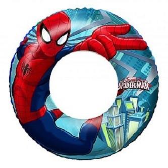 Надувной круг для плавания: Человек Паук - Bestway
