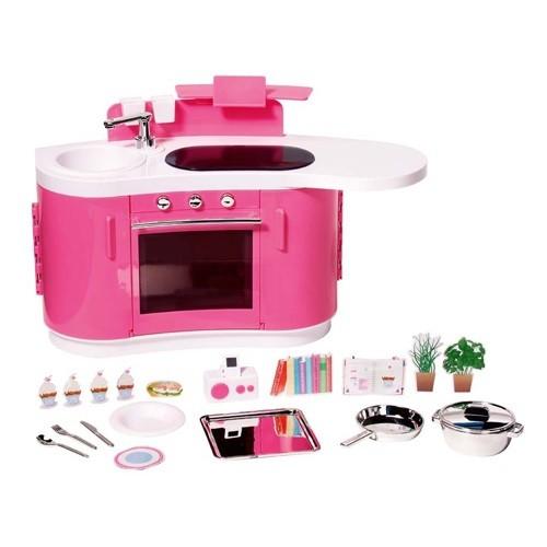 Baby Born: Кухня для куклы, Интерактивная - Zapf Creation
