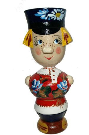 Кукла расписная, Иван