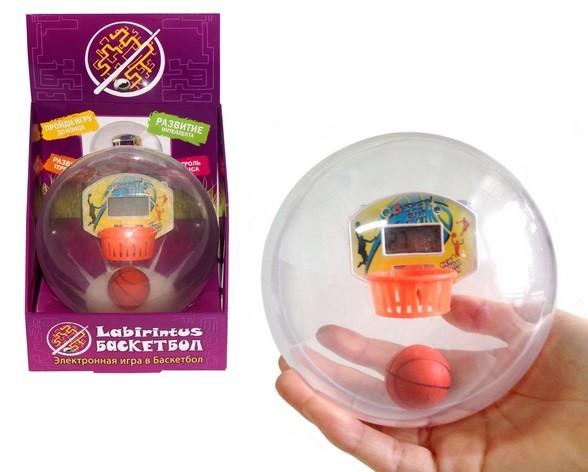 Игра: Лабиринтус Баскетбол - Labirintus