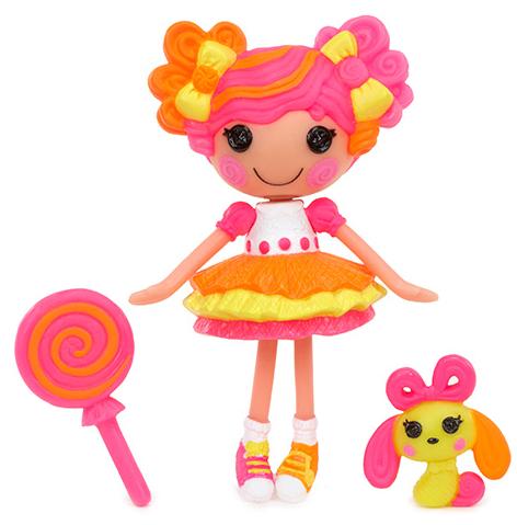 Лалалупси Мини 533085: Кукла Конфетка Sweetie Candy Ribbon - MGA