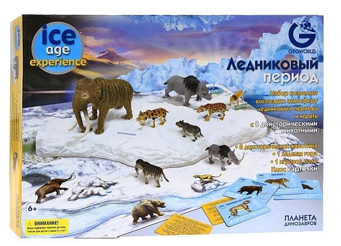 Набор Ледниковый период - Geoworld