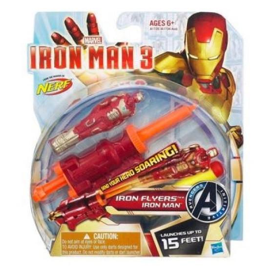 Marvel: Летающая фигурка - Железный человек