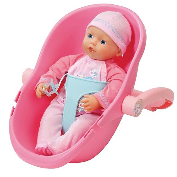 Кукла My little Baby Born 32 см и кресло-переноска - Zapf Creation