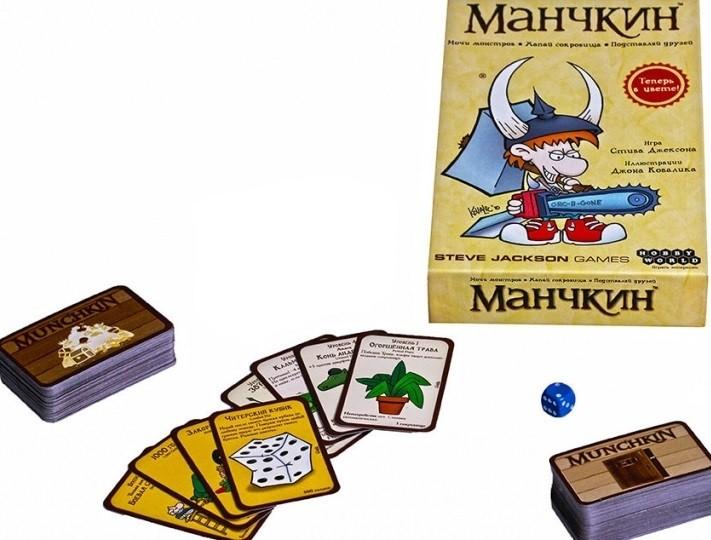 Настольная игра: Манчкин - Мир хобби