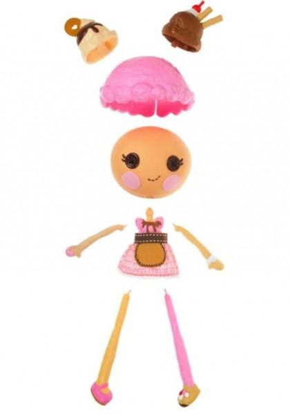 Лалалупси: Кукла Мастерская Мороженка (Сливочный пломбир) - MGA