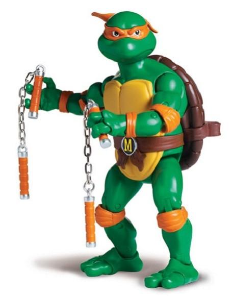 Черепашки Ниндзя: Микеланджело Классическая серия, фигурка 15 см - Playmates Toys