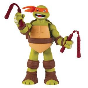 Черепашки Ниндзя: Микеланджело фигурка 15 см, со звуками - Playmates Toys