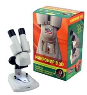 Микроскоп Стереоскопический: Микромир в 3D - Научные Развлечения