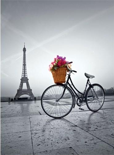 Пазл: Романтика Парижа, 500 элементов - Clementoni