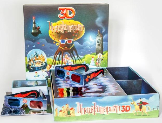 Настольная игра: Имаджинариум 3D - Stupid Casual