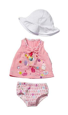 Baby Born: Одежда летняя, в ассортименте - Zapf Creation