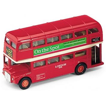 Модель машины London Bus - Welly