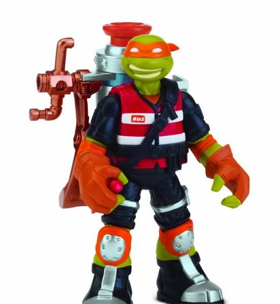 Черепашки Ниндзя: Мутагенный Майки фигурка 12 см - Playmates Toys