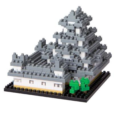 Конструктор Наноблок: Замок Белой Цапли (Химэдзи)