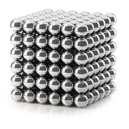 Неокуб Оригинал, Стальной 216 шариков, 5 мм