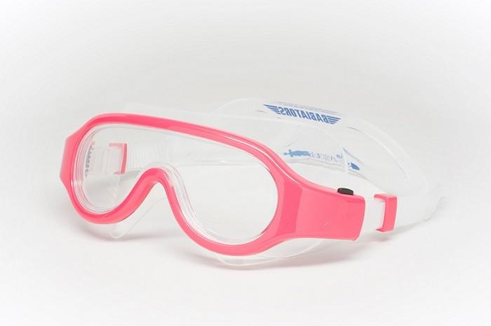 Очки для плавания Поп-звезда, розовый, 3-6 лет - Babiators