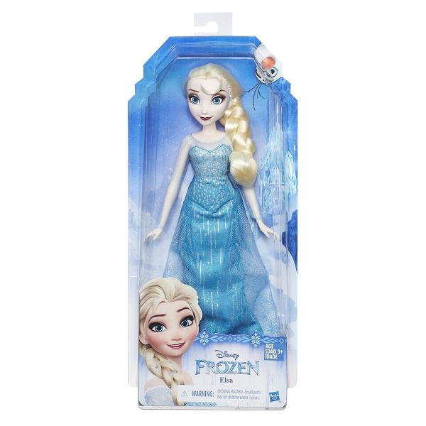 Холодное сердце: Классическая Кукла Эльза