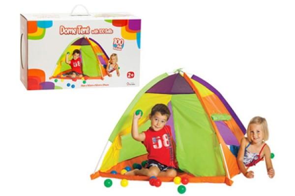 Игровая Палатка детская + 100 шариков - Five Stars
