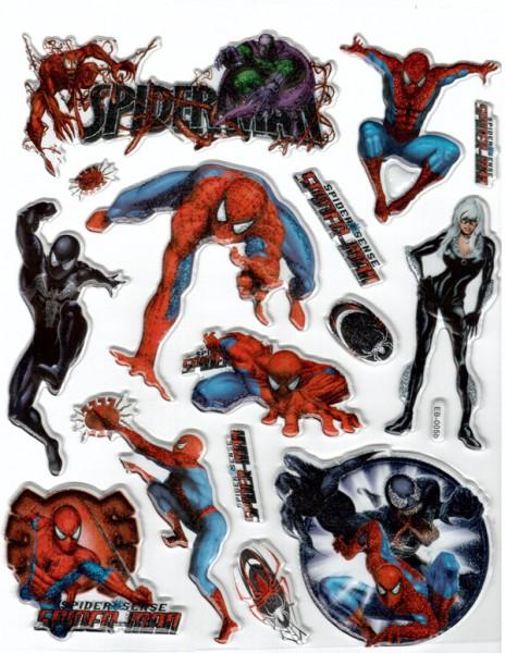Marvel: Наклейки микс объем