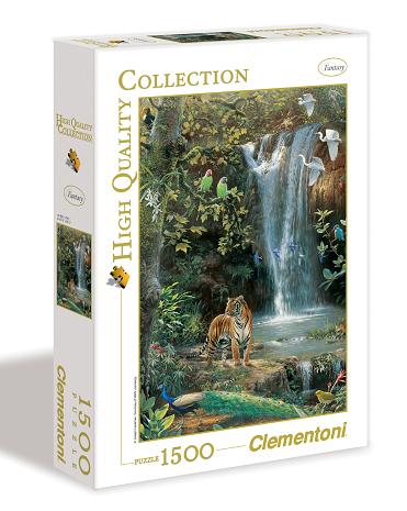 Пазл: Зачарованный сон, 1500 элементов – Clementoni