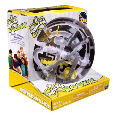 Головоломка: 3-D шар Перплексус Rookie (детский) - Spin Master