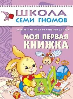 ШСГ: 1 год обучения: Моя первая книжка - Мозаика-Синтез