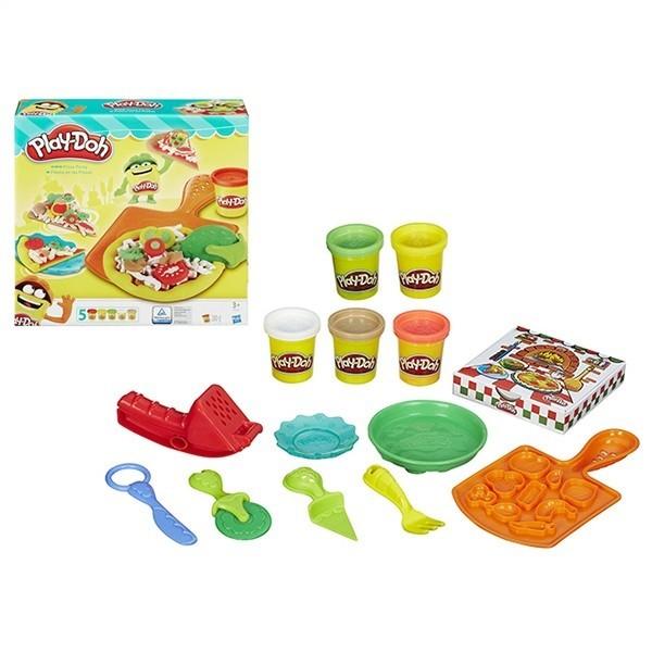 Play Doh: Игровой набор Пицца