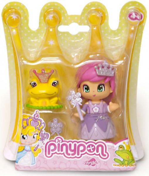 Пинипон: кукла Принцесса с питомцем, в ассортименте - Famosa