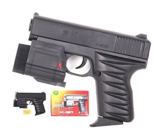 Пистолет пневматический с лазерным прицелом 2000AF/3158
