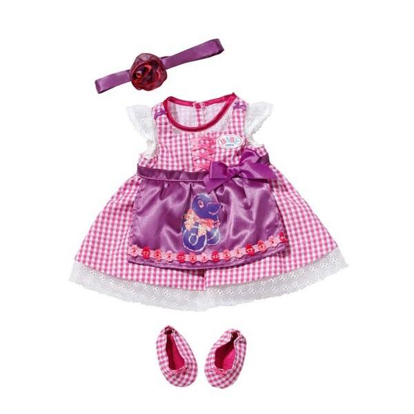 Baby Born: Платье для куклы Красотка для пупса 43 см - Zapf Creation