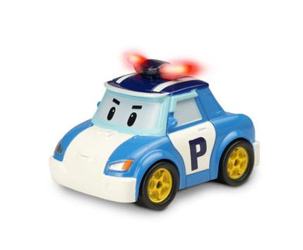 Робокар Поли: Умная машинка Поли 6 см - Silverlit