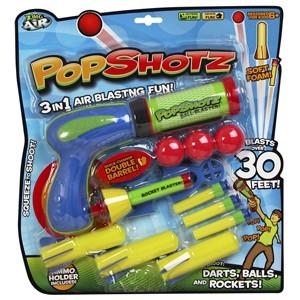 Игрушечный Пистолет PopShotz - Zing Toys