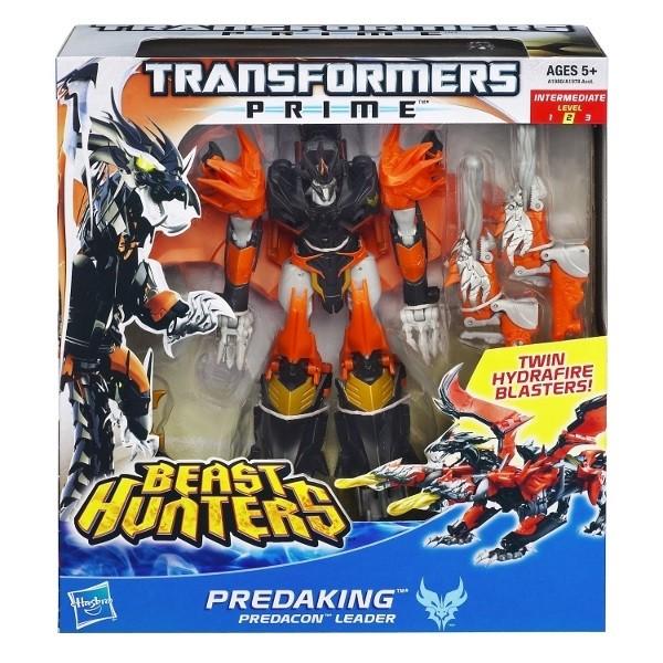 Трансформеры: Охотники Вояджер Predaking - Hasbro