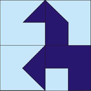 Прозрачный квадрат - Развивающие Игры Воскобовича