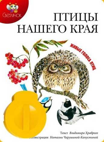 Диафильм для Светлячка: Птицы нашего края