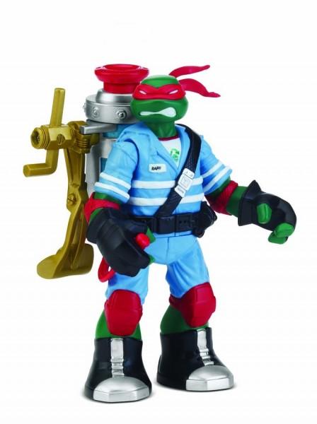 Черепашки Ниндзя: Мутагенный Раф фигурка 12 см - Playmates Toys