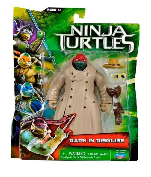 Черепашки Ниндзя Movie Line: Раф - шпион фигурка 12 см - Playmates Toys
