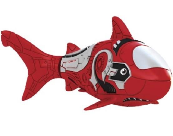 Игрушка РобоРыбка Акула (красная) - Zuru