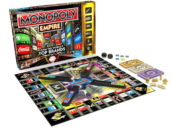 Настольная игра: Монополия Империя - Hasbro