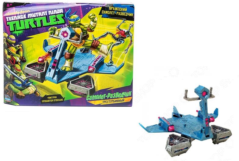 Черепашки Ниндзя: Самолет-разведчик - Playmates Toys