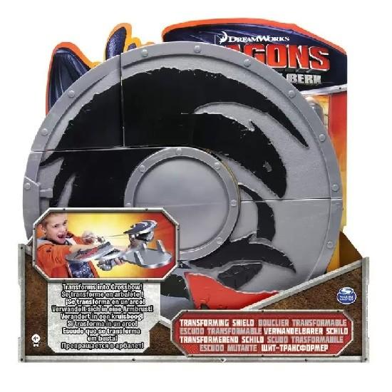 Dragons: щит-арбалет «Ночная фурия» - Spin Master