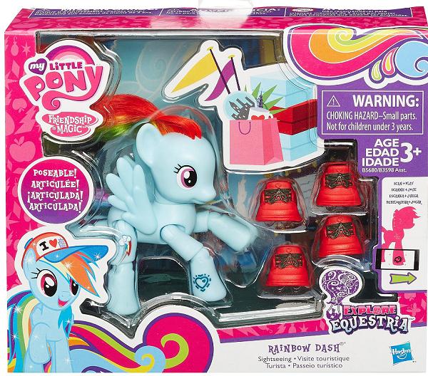 MLP: Фигурка пони Радуга Дэш - Hasbro