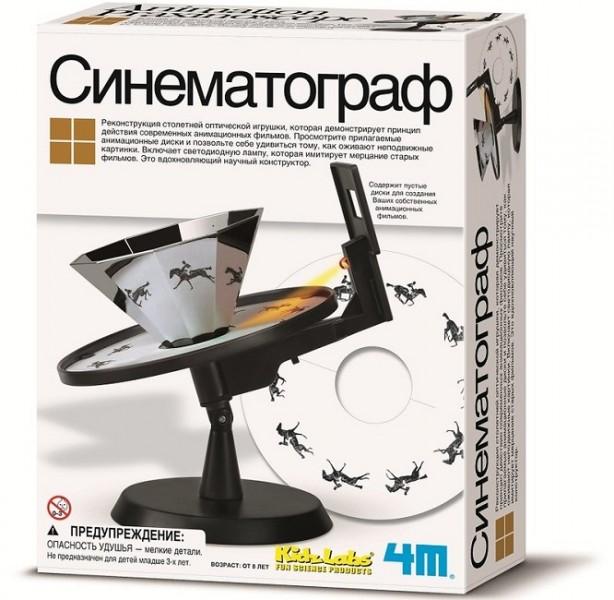 Научный конструктор: Синематограф - 4M